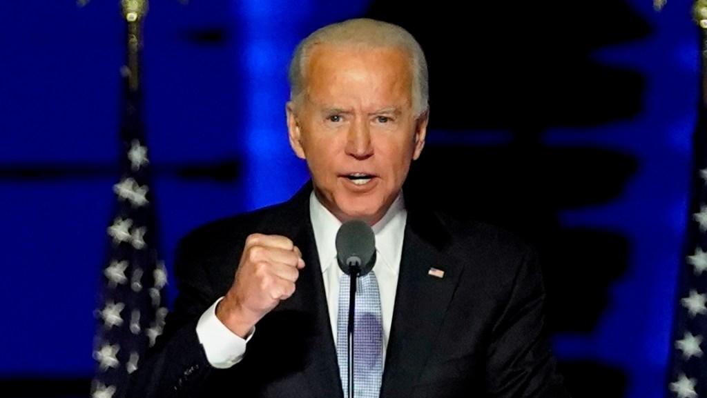 """Biden buscará """"acabar con las guerras eternas"""" de EE.UU. - Foto de EFE"""