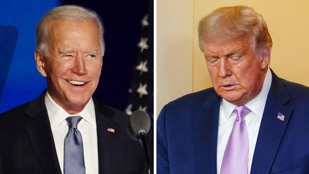 Joe Biden culpa a Trump por ciberataque masivo atribuido a Rusia - Joe Biden Estados Unidos Donald Trump
