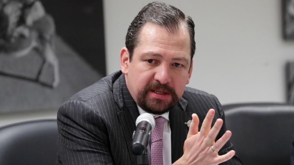 Presidente del TEPJF denuncia violación al proceso en el caso Salgado - Jose Luis Vargas Valdez, presidente del TEPJF