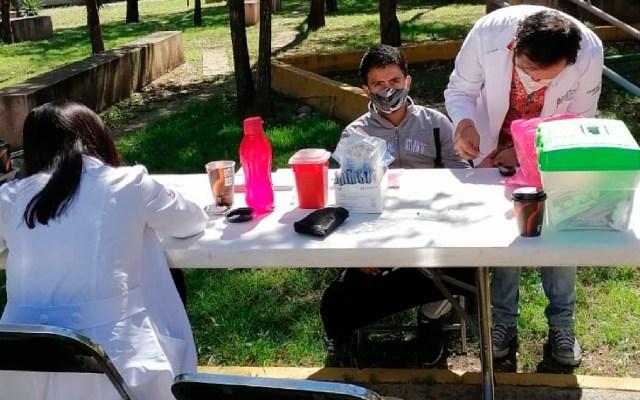 Se agregan 13 colonias de la Ciudad de México al programa de atención prioritaria por COVID-19 - Foto Twitter @SSaludCdMx