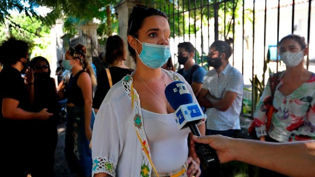Los opositores cubanos en huelga de hambre están débiles pero arropados tras el golpe. Noticias en tiempo real