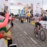 Guamá gana la quinta etapa de la Vuelta Ciclístisca al Ecuador