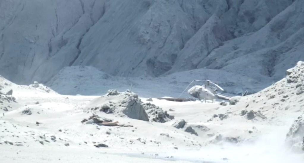 N. Zelanda presenta 13 demandas por las muertes y heridos en volcán Whakaari. Noticias en tiempo real
