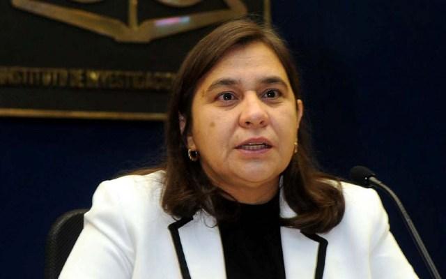Leticia Bonifaz va con la camiseta de la UNAM bien puesta a la ONU para defender derechos de mujeres - Foto de UNAM