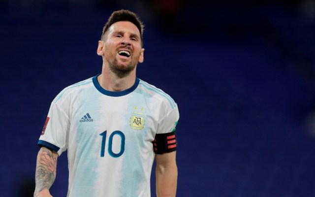 Estoy cansado de ser siempre el problema de todo en el Barcelona: Messi - Foto de EFE