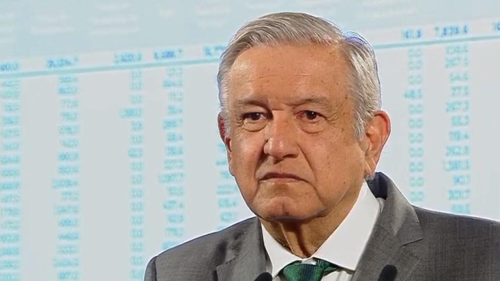 México tiene garantía de estabilidad económica y financiera, asegura AMLO ante resultado de elecciones en EE.UU. - López Obrador en conferencia matutina. Captura de pantalla