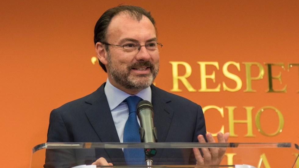 UIF investiga a Luis Videgaray tras acusaciones de Lozoya sobre presuntos actos de corrupción - Luis Videgaray Caso