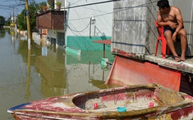 Insuficiente ayuda para Tabasco; habitantes de Macuspana no han podido ser desalojados - Foto de Foro TV