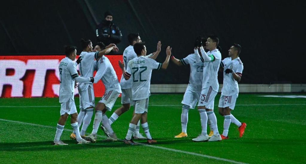 México viene de atrás y vence 3-2 a Corea del Sur - Foto de @miseleccionmx