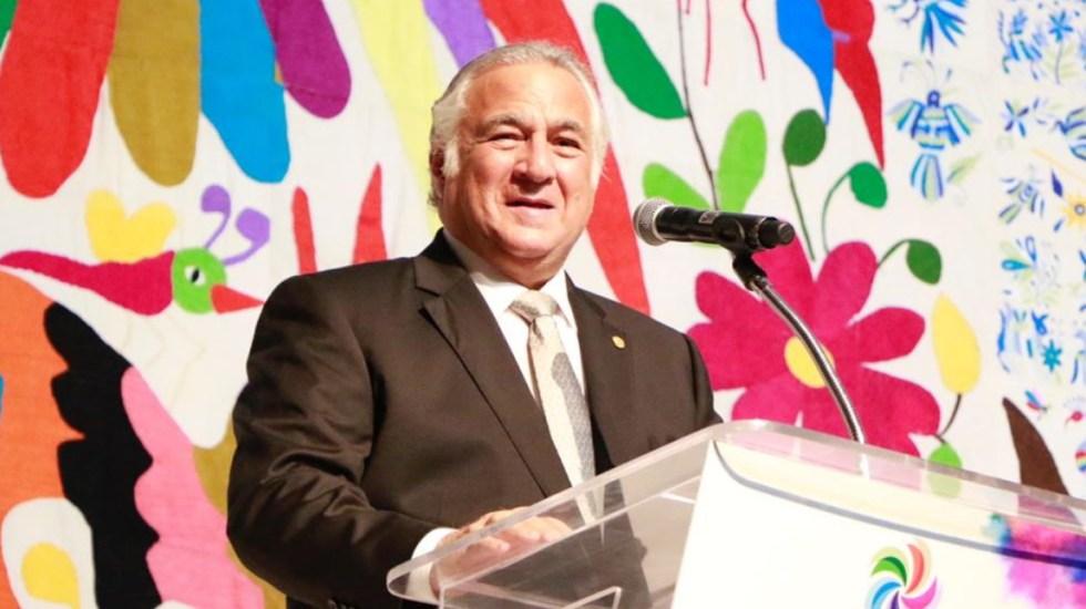 Nuevo caso de COVID-19 en el Gabinete: el secretario de Turismo, Miguel Torruco, da positivo a coronavirus - Miguel Torruco Turismo