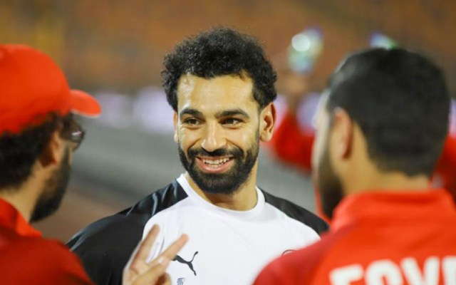 Mohamed Salah da positivo de COVID-19 en Egipto - Foto de Selección Nacional de Egipto