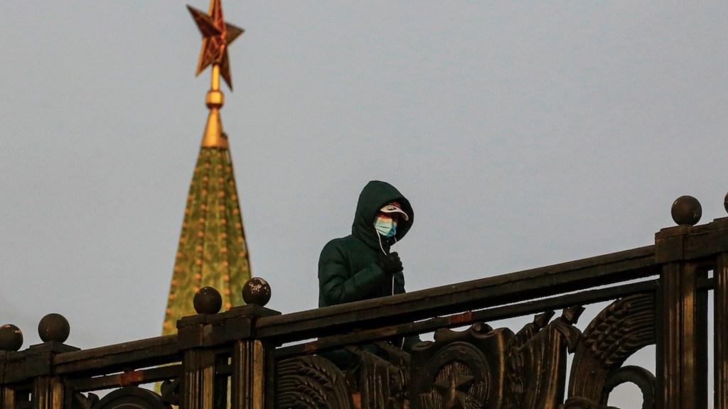 Rusia marca nuevos récords de contagios con casi 25 mil y 467 muertos en 24 horas - Foto de EFE