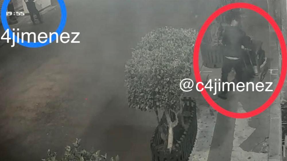#Video La banqueta que evitó el traslado de los niños descuartizados - Foto de @c4jimenez