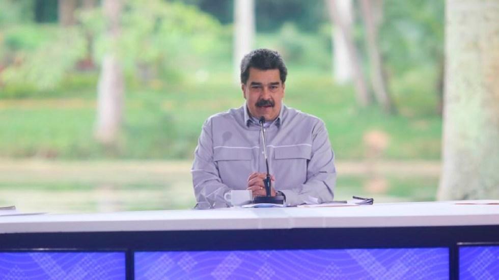 """""""Nos hubiéramos entendido"""", asegura Maduro sobre posible diálogo con Trump - Nos hubiéramos entendido, asegura Maduro sobre un posible diálogo con Trump. Foto Twitter @NicolasMaduro"""