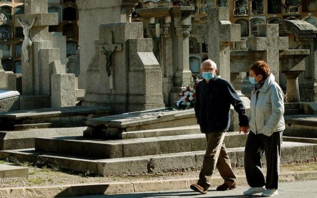 España confirma 15 mil 156 nuevos contagios y 328 muertos por COVID-19 - Foto de EFE