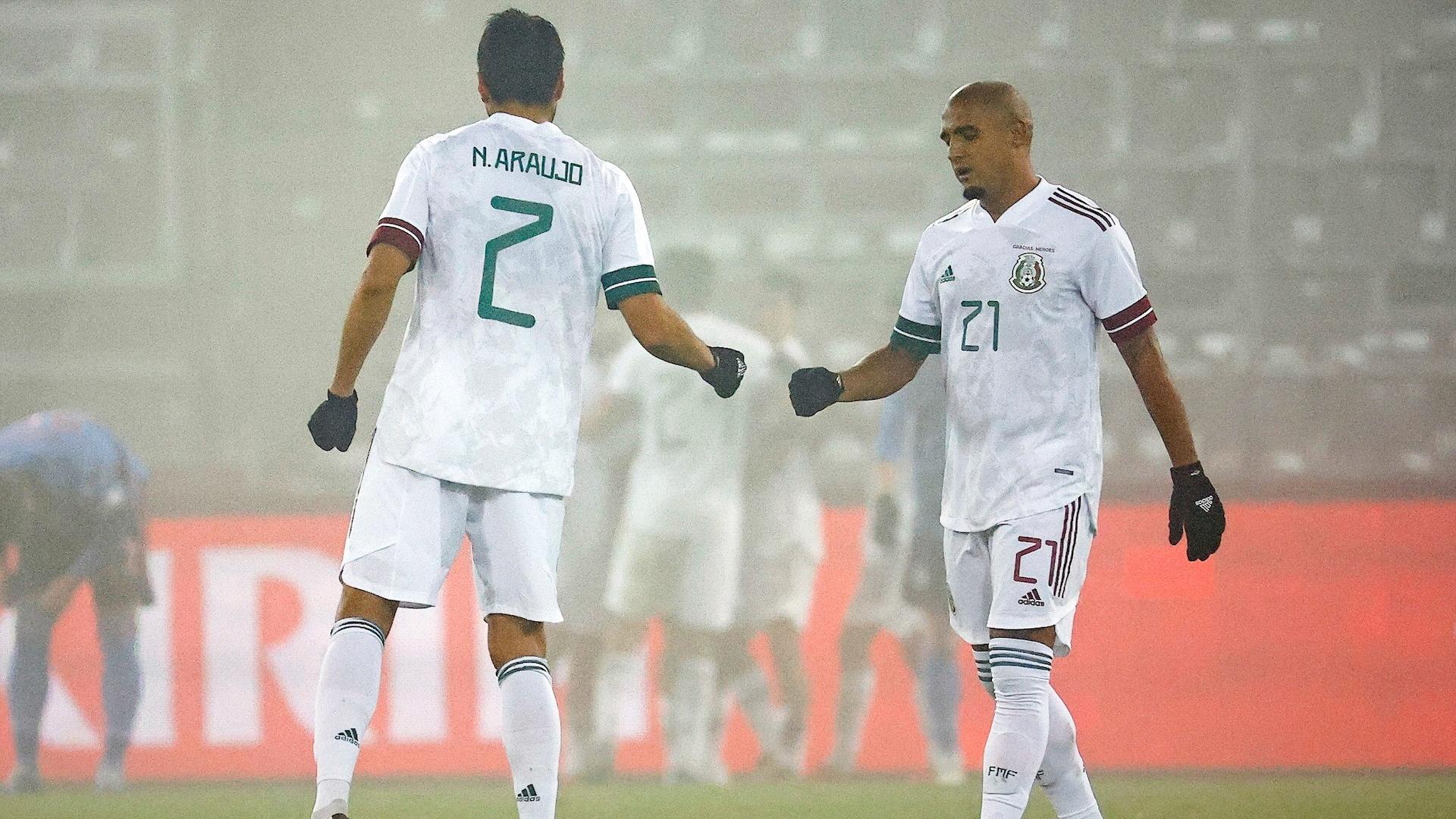 Partido Futbol México Japón