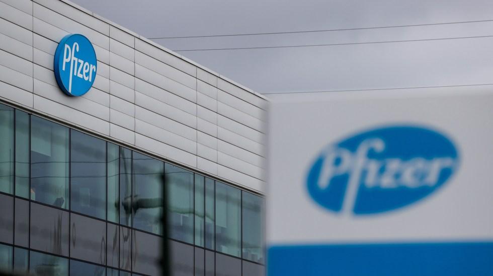 Aún no se sabe cuándo llegará vacuna de Pfizer a México - Sede de Pfizer en Puurs, Bélgica. Foto de EFE
