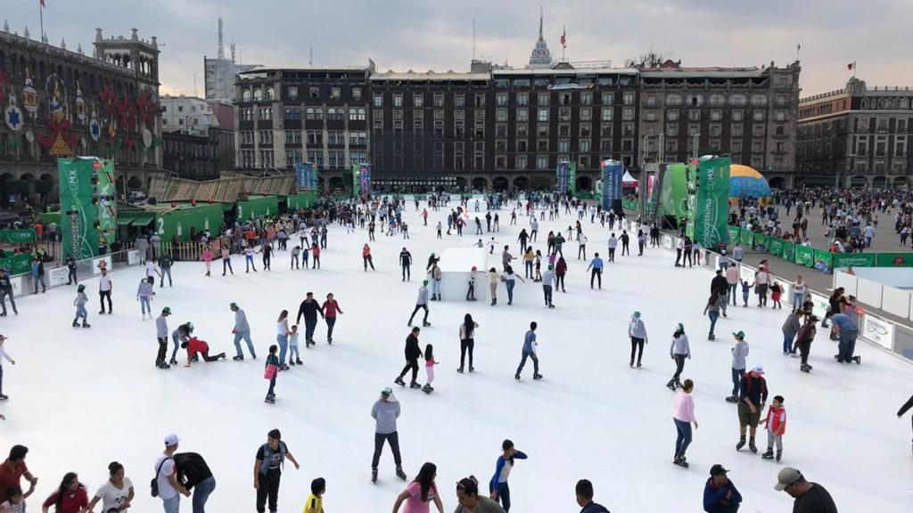 Ciudad de México se quedará sin pista de hielo por COVID-19. Noticias en tiempo real