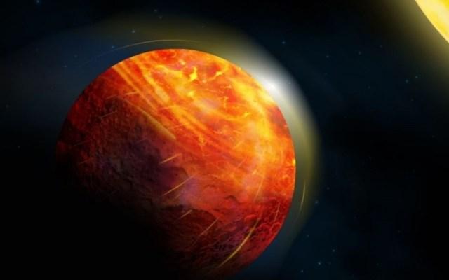 """K2-141b: un exoplaneta con un océano de lava y """"lluvia"""" de rocas - Planeta K2-141b Exoplaneta"""