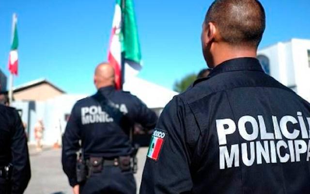 Lo hieren en Ensenada e intentan ejecutarlo en el Hospital de Rosarito, Baja California - Foto Facebook Policia de Playas de Rosarito