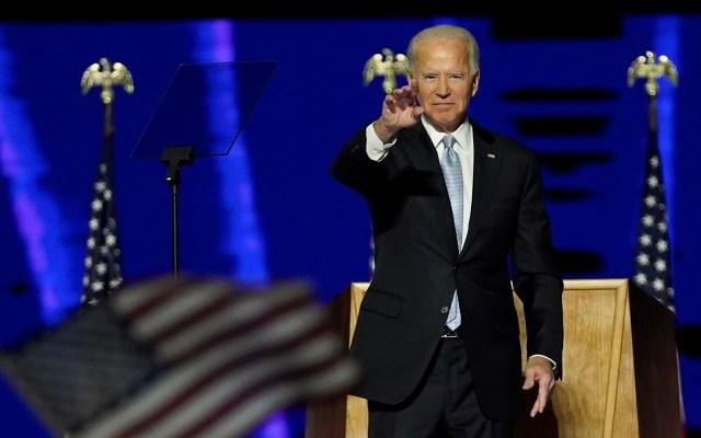 Comienzan preparativos para investidura de Biden como presidente de EE.UU. - Presidente electo de Estados Unidos, Joe Biden. Foto de EFE