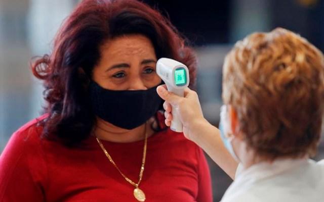 """Que México rebasara el millón de contagios por COVID-19 es """"intrascendente"""", sostiene López-Gatell - Foto EFE"""
