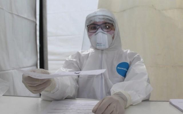 En el Valle de México hay mil 91 pacientes intubados por COVID-19 - Foto de Twitter Secretaría de Salud CDMX