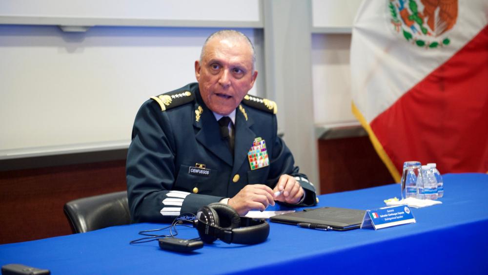 Congresistas demócratas solicitan a FGR investigar a fondo a Salvador Cienfuegos - Foto de Inter-American Defense College