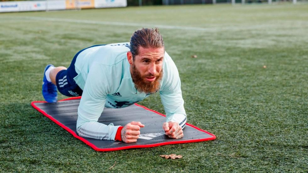 Sergio Ramos estará entre 10 y 15 días de baja con el Real Madrid por lesión - Foto de EFE