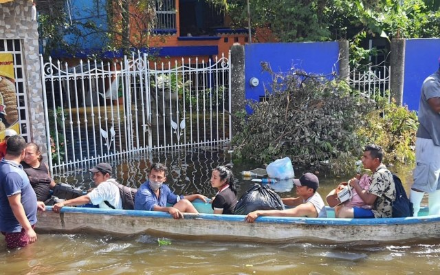 Concluye censo de damnificados por inundaciones en Tabasco; pobladores piden ser incluidos - Foto de Tabasco Hoy