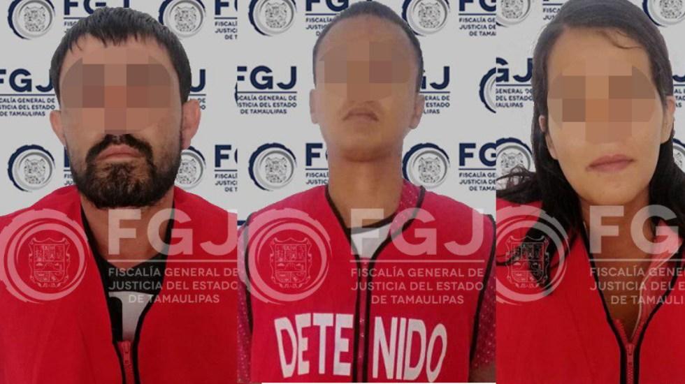 Vinculan a proceso a presuntos secuestradores de empresario en Tamaulipas - Vinculados a proceso Tamaulipas secuestro