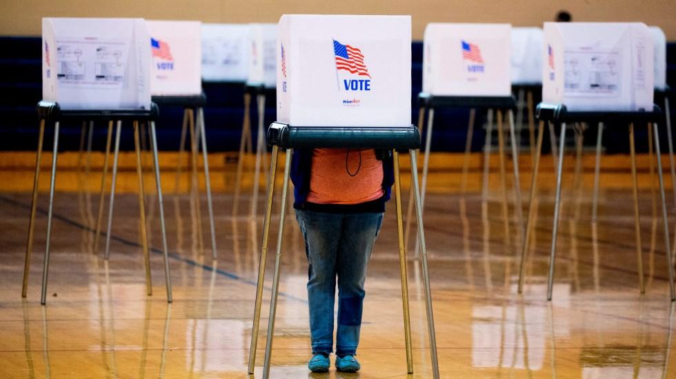 Guía de los estados clave para la noche electoral en Estados Unidos - Foto de EFE