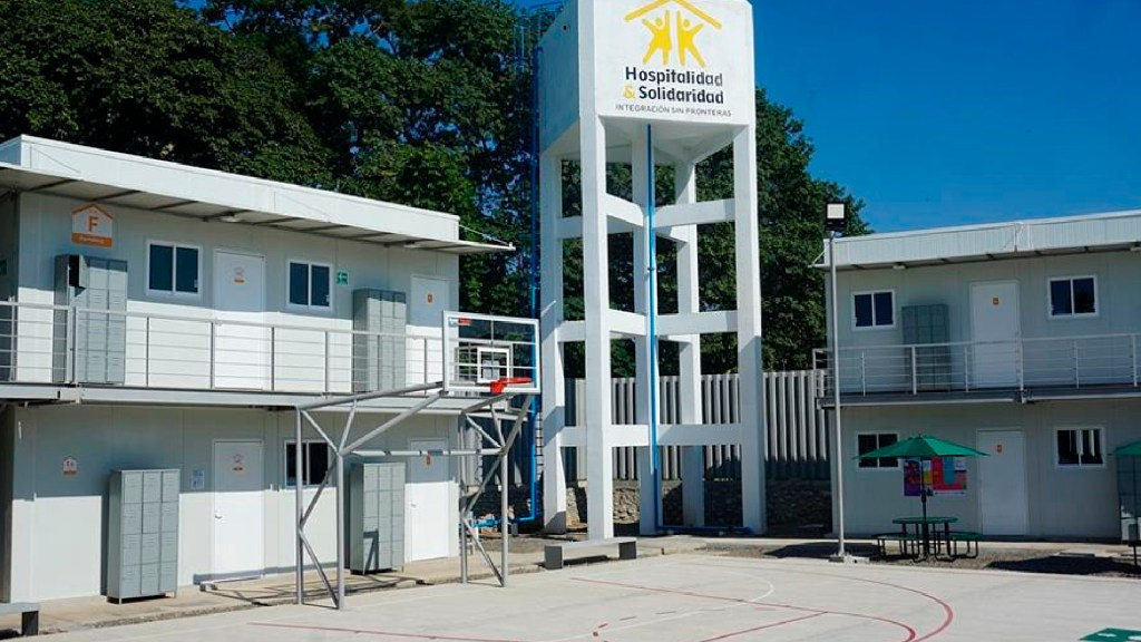 Acnur abre en Tapachula el primer albergue en México solo para refugiados y solicitantes de asilo - Acnur abre en Tapachula el primer albergue de México solo para refugiados y solicitantes de asilo. Foto EFE