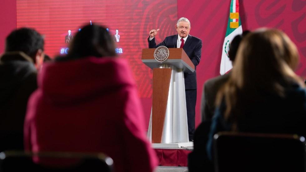 López Obrador da la inocentada de que no habrá más conferencias de prensa - Foto de lopezobrador.org.mx
