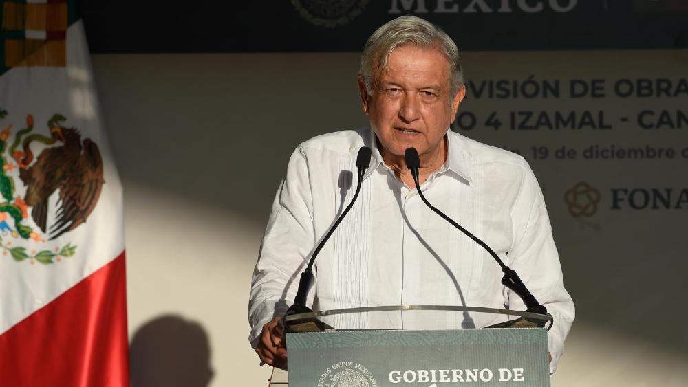 Anuncia AMLO construcción de dos plantas termoeléctricas en Yucatán - Foto de lopezobrador.org.mx