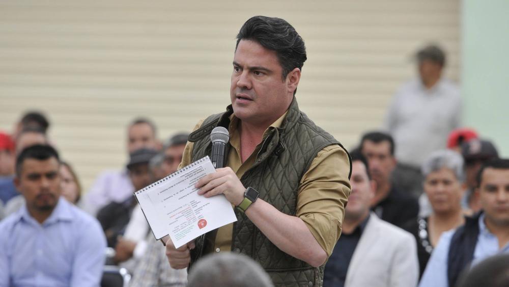 Aristóteles Sandoval tenía asignados 15 escoltas y vehículos blindados - Foto de Aristoteles Sandoval