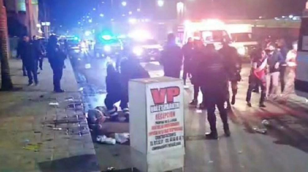 Ataques a bares de San Luis Potosí dejan al menos dos muertos y seis heridos - Foto de Tribuna