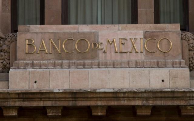 Sector privado de México prevé una caída del 8.99 % del PIB para 2020 - Foto de Banxico