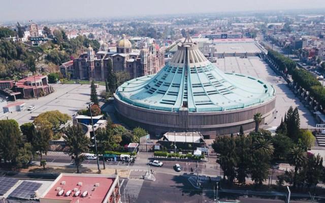 Misa desde la Basílica de Guadalupe (26-09-2021) - Basílica de Guadalupe CDMX. Foto de @Claudiashein