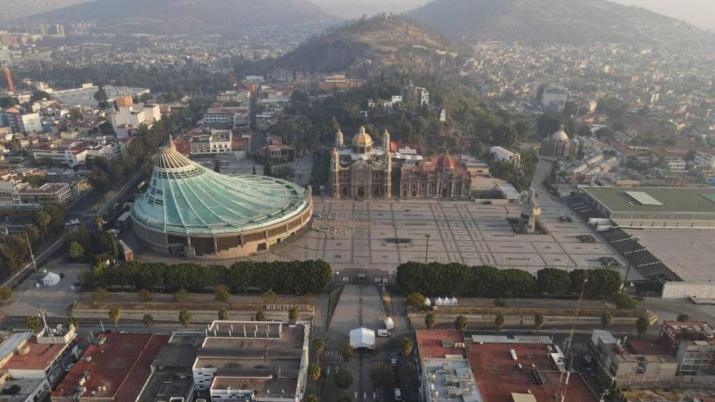 Misa desde la Basílica de Guadalupe (02-05-2021) - Basílica de Guadalupe iglesia católicos