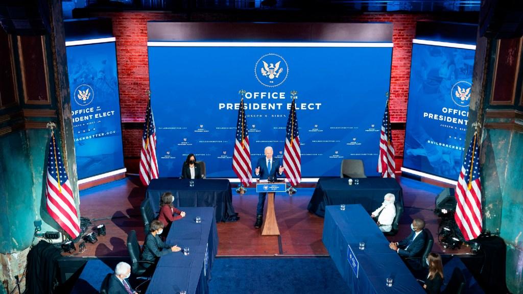 Biden anuncia la nominación del primer afroamericano para Departamento de Defensa - Biden anuncia la nominación del primer afroamericano para Departamento de Defensa. Foto Twitter @JoeBiden