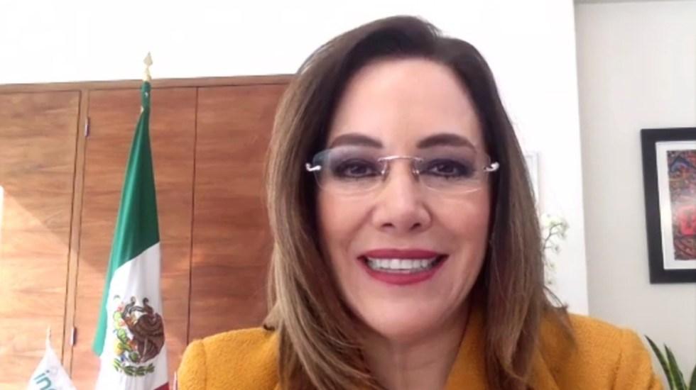 Blanca Lilia Ibarra, nueva comisionada presidenta del Inai - Blanca Lilia Ibarra. Foto de @bl_ibarra