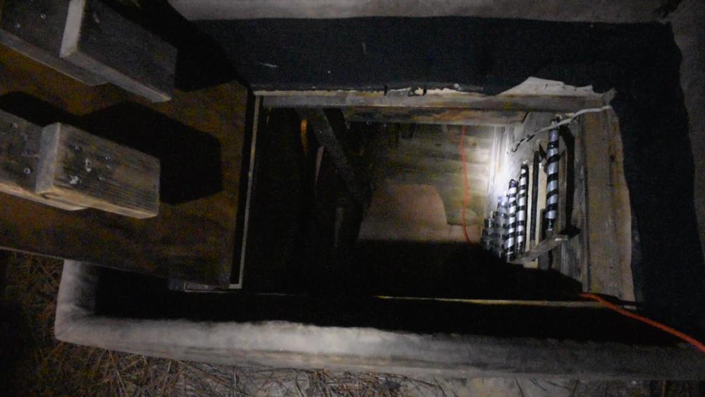 Detenido por pornografía infantil en Florida tenía bunker secreto en su casa - Foto de Walton County Sheriff's Office