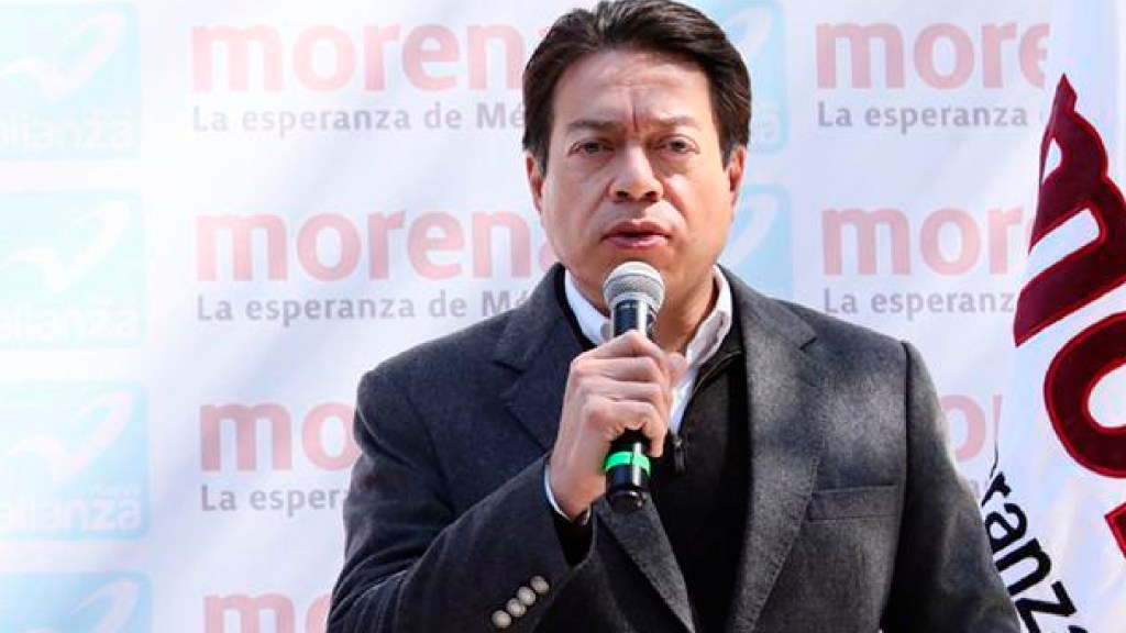 Candidatos de Morena para elecciones de 2021 se definirán por medio de encuestas, afirma Mario Delgado. Noticias en tiempo real