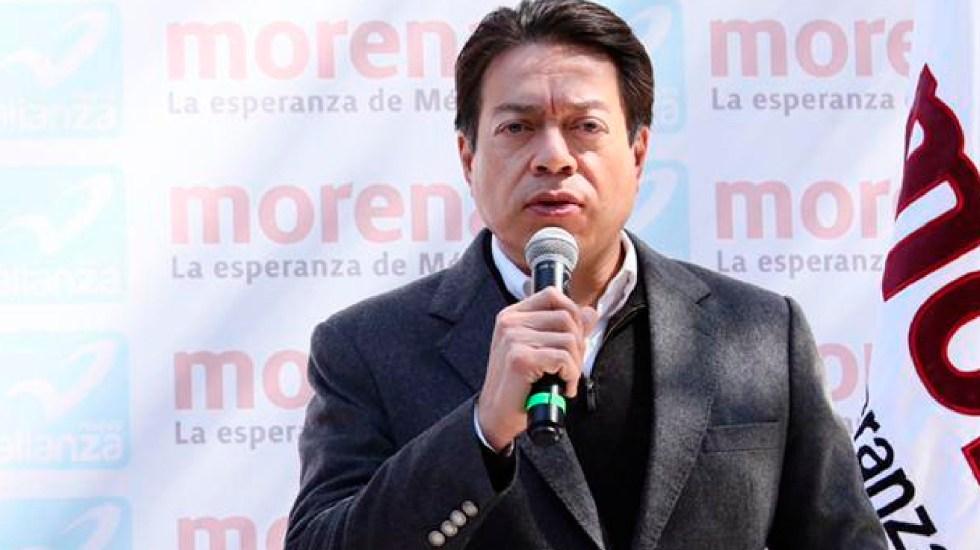 Candidatos de Morena para elecciones de 2021 se definirán por medio de encuestas, afirma Mario Delgado - Candidatos de Morena para elecciones de 2021 se definirán por medio de encuestas, afirma Mario Delgado. Foto Twitter @mario_delgado