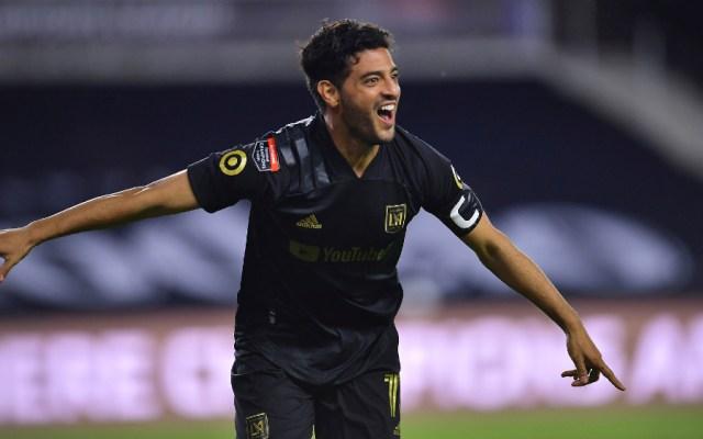 Los Ángeles F.C. y Vela humillan al América y jugarán la final de Concachampions ante Tigres - Foto de LAFC
