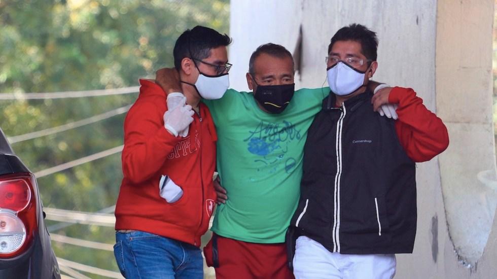 En México el 75 por ciento de la población no tiene inmunidad ante COVID-19 - Foto de EFE