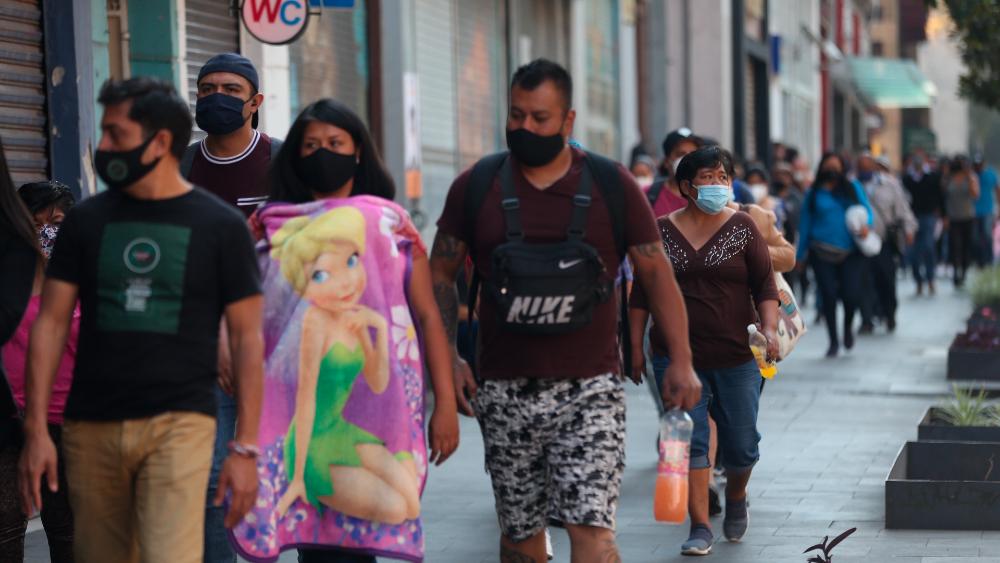 ONU prevé una recuperación frágil en Latinoamérica y con riesgos de deuda - Foto de EFE