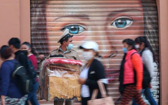 Hay una reducción del 13 por ciento de la pandemia a nivel nacional: López-Gatell - Foto de EFE