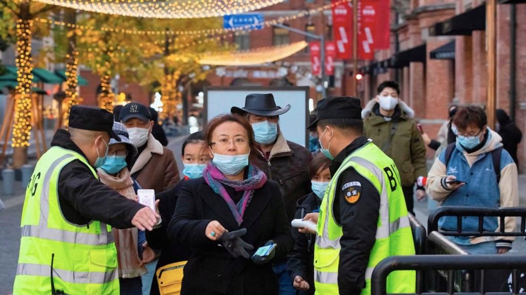 HRW acusa a China de aumentar detenciones contra quienes informan sobre COVID-19 - Foto de EFE